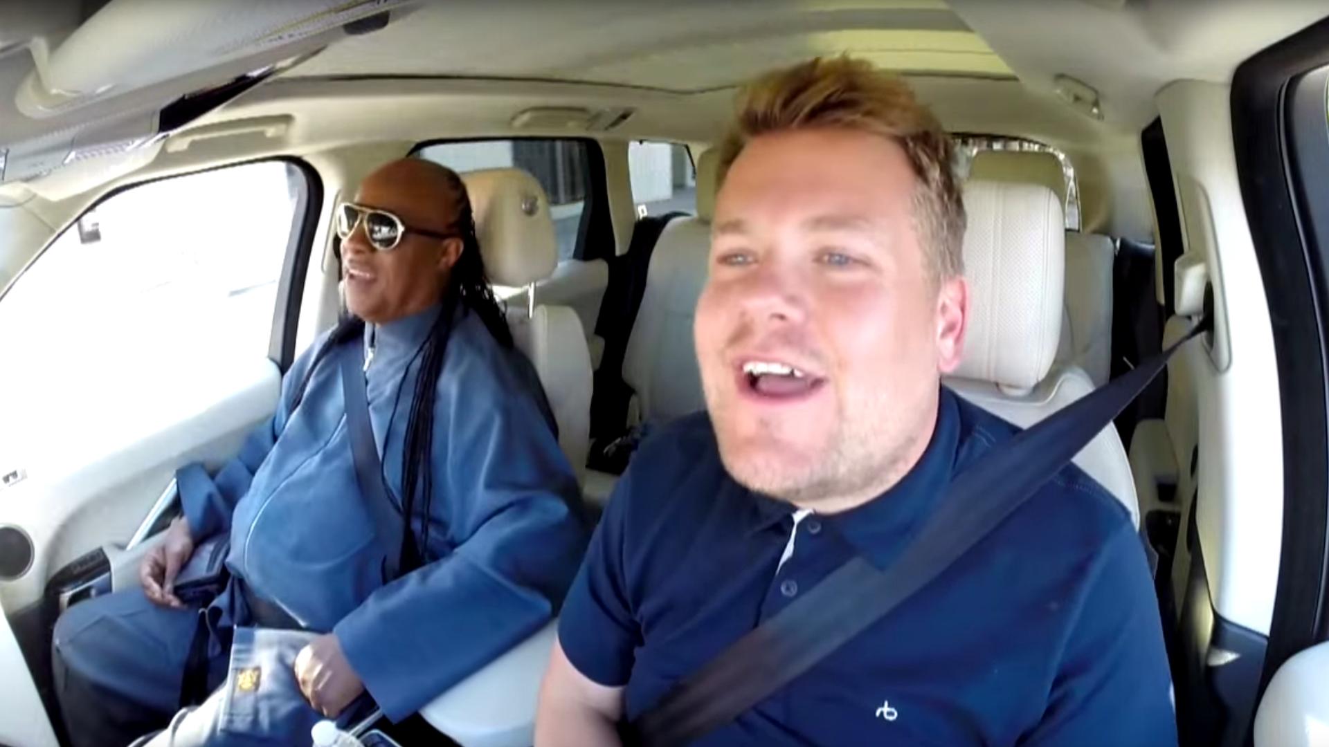 8 best carpool karaoke moments on 39 the late late show with for Car pool karaoke show