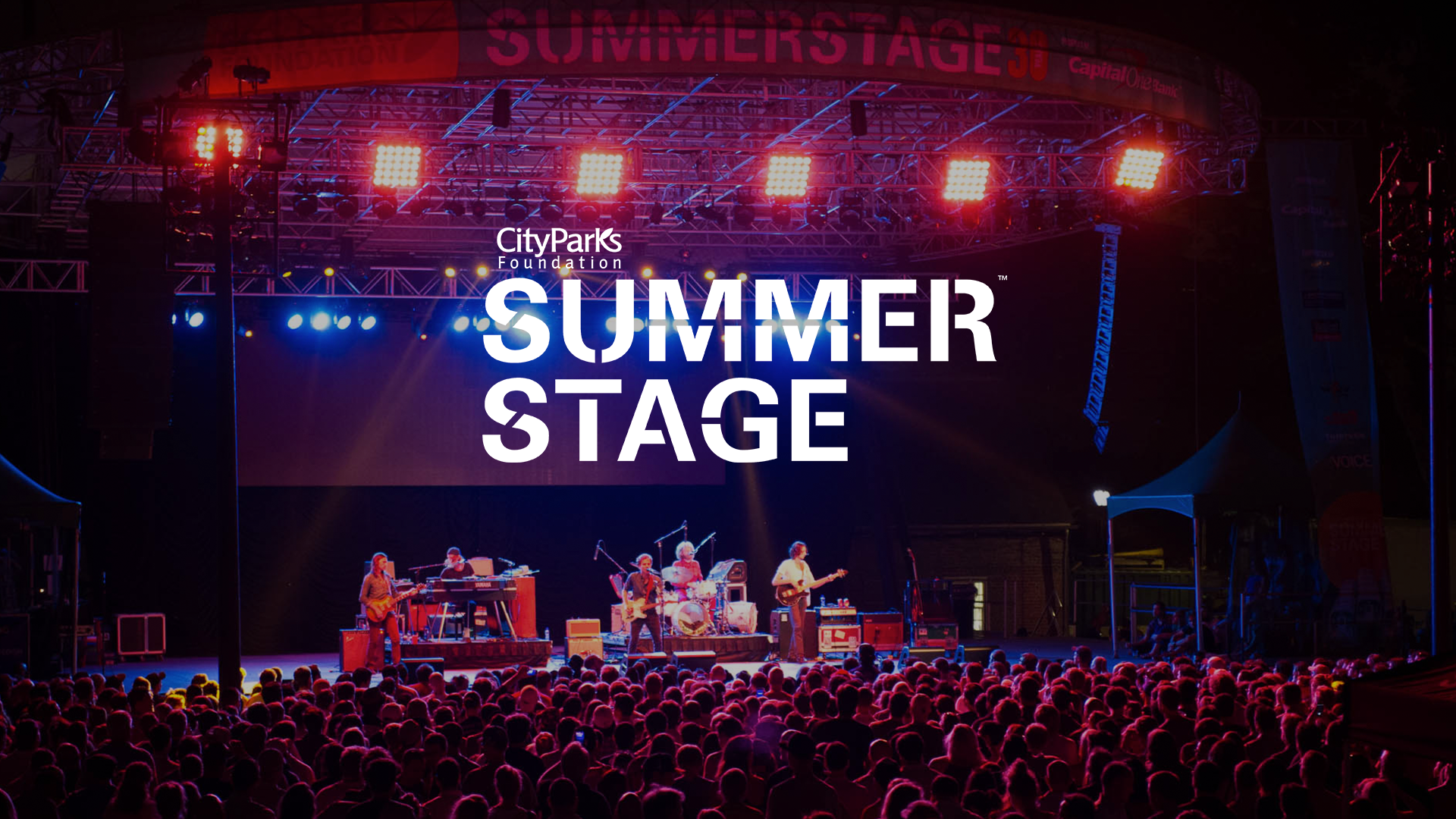 The Full Summerstage 2016 Lineup Has Been Announced And It