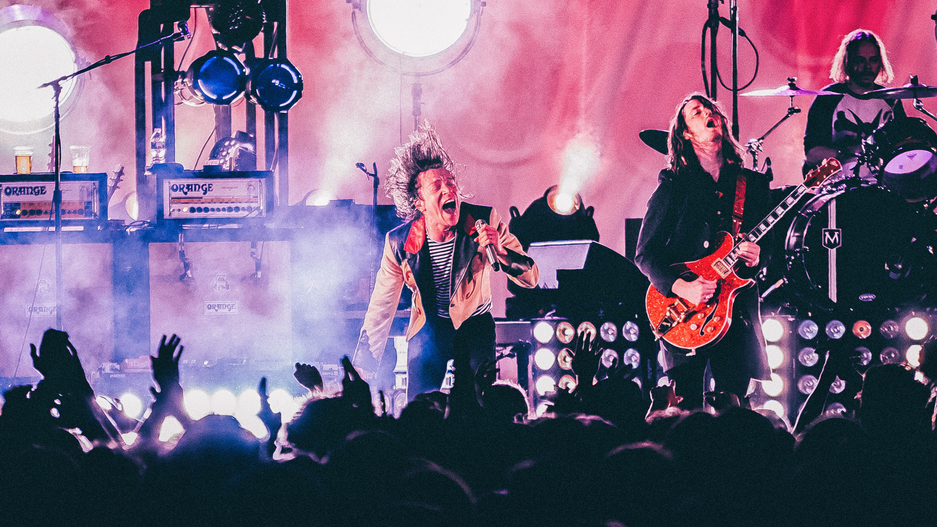 Here S How To Live Stream Cage The Elephant S O2 Academy Brixton