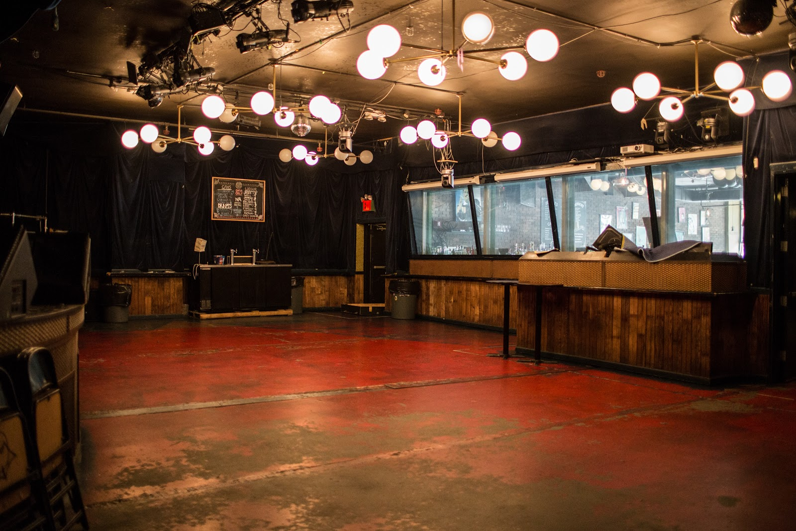 Knitting Factory Boise Seating : Venue spotlight knitting factory in brooklyn ny