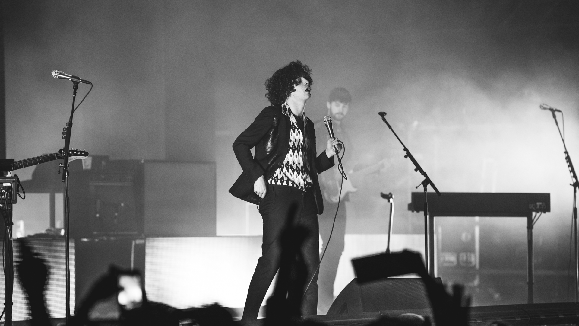 Photo Gallery: The 1975 At Skyline Stage At The Mann Center In ...