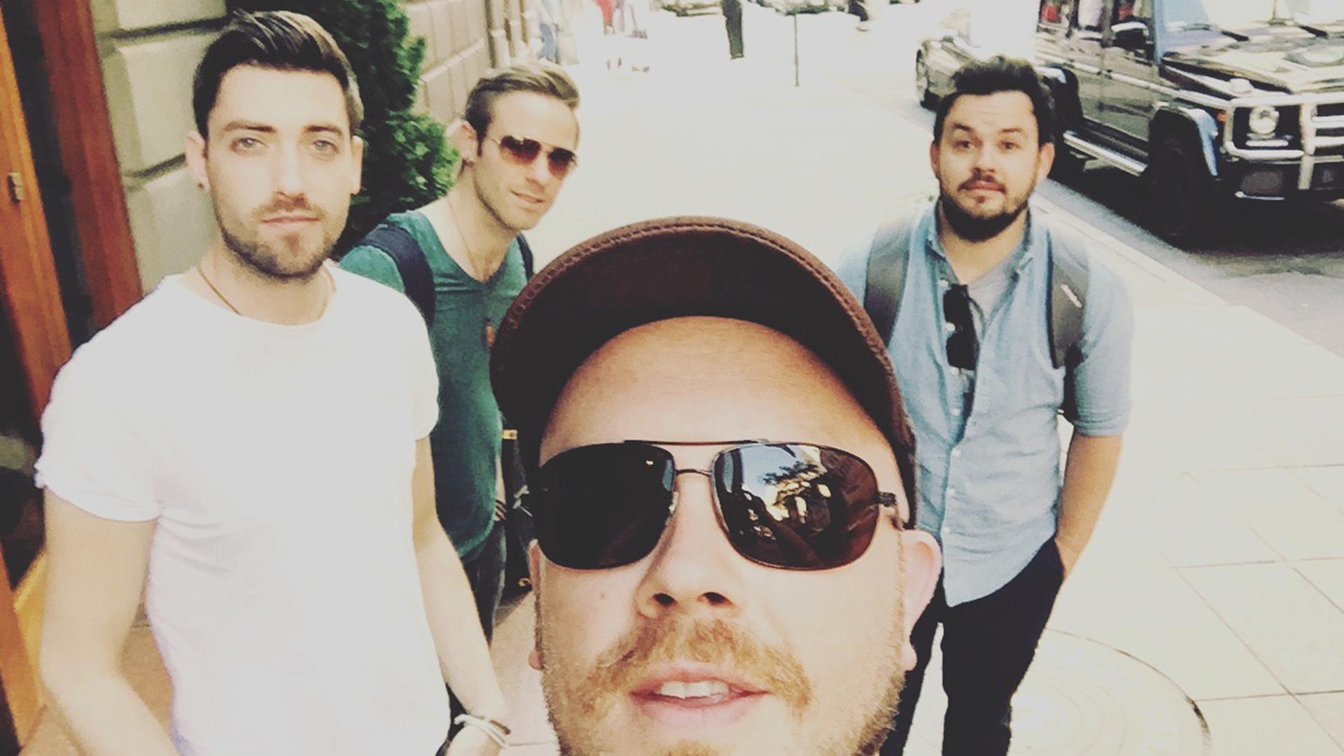 Ryan Sheridan Tour Dates