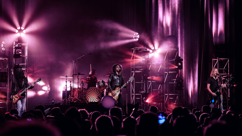 Alice In Chains Tour Dates