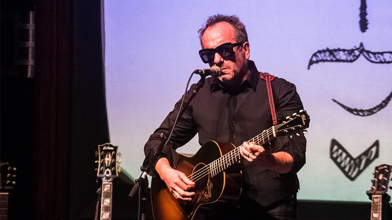 Elvis Costello Acoustic Tales Live