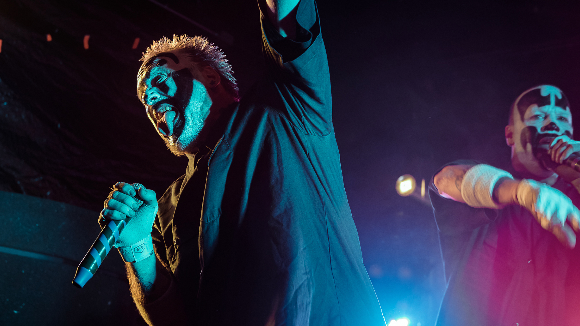 Photo Gallery Insane Clown Posse Gets It Started In