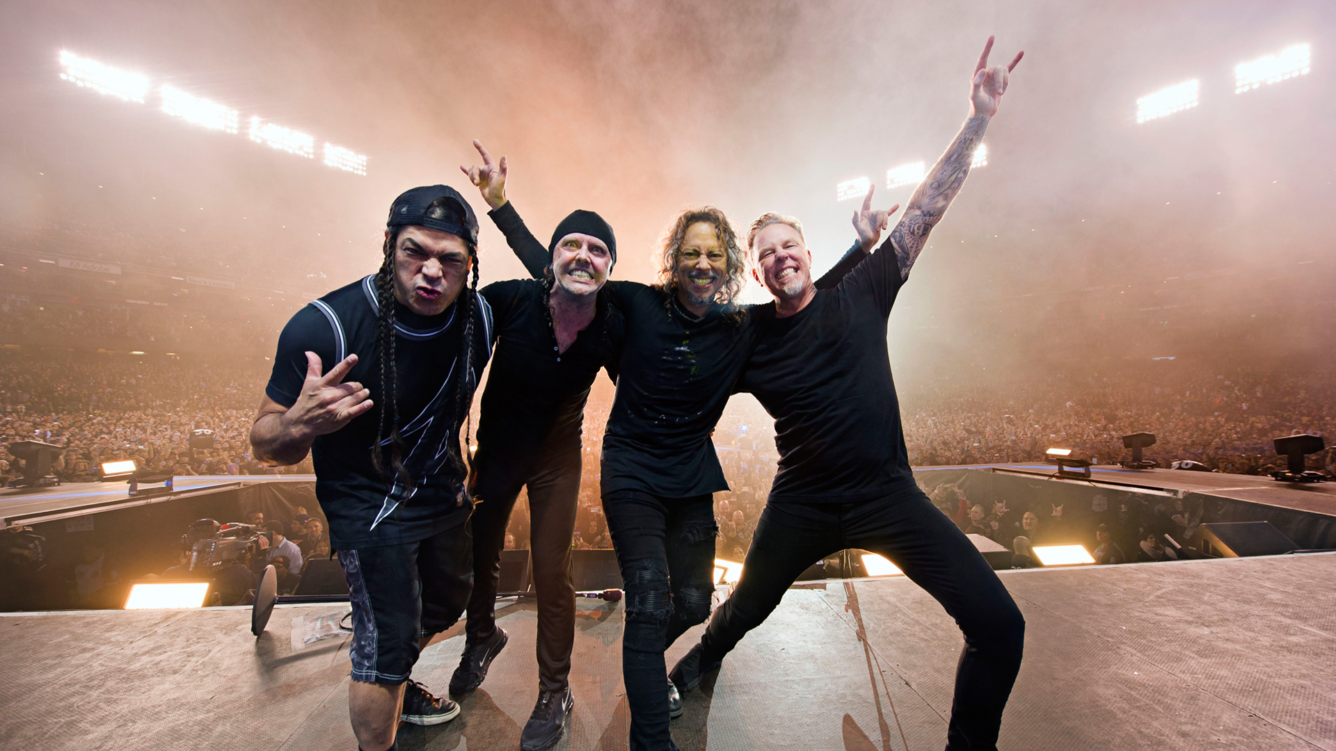 Metallica are back and 'Hardwired... To Self-Destruct
