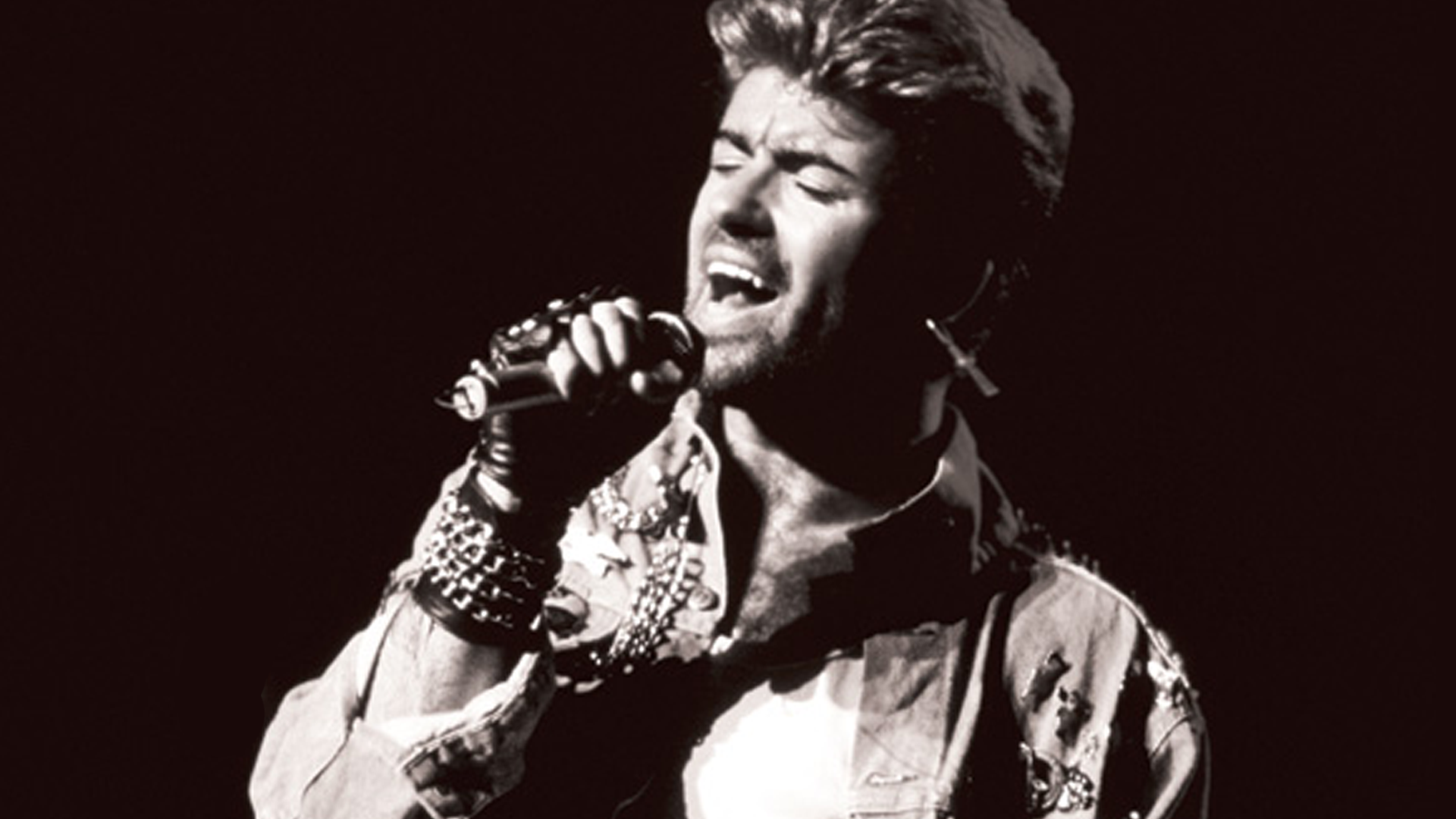11 of George Michael's Greatest Live Performances and Duets