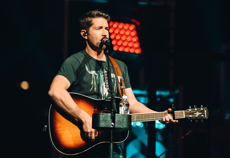 Photo Gallery Josh Turner Live In San Antonio Tx