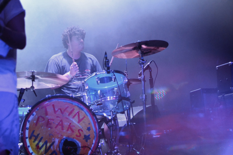 Photo Gallery: Twin Peaks At The Observatory In Santa Ana