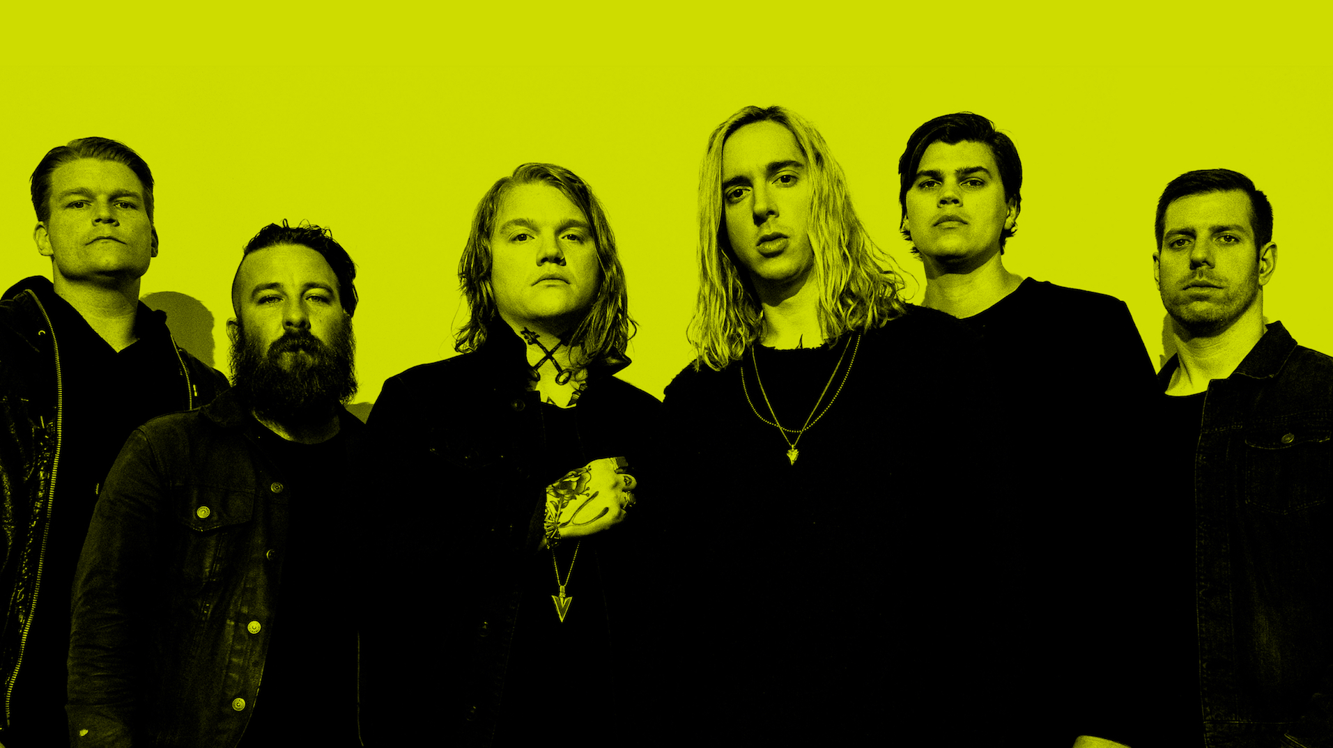 Underoath's Tour Bus Playlist Featuring Porches, Run The Jewels, And Sir Sly