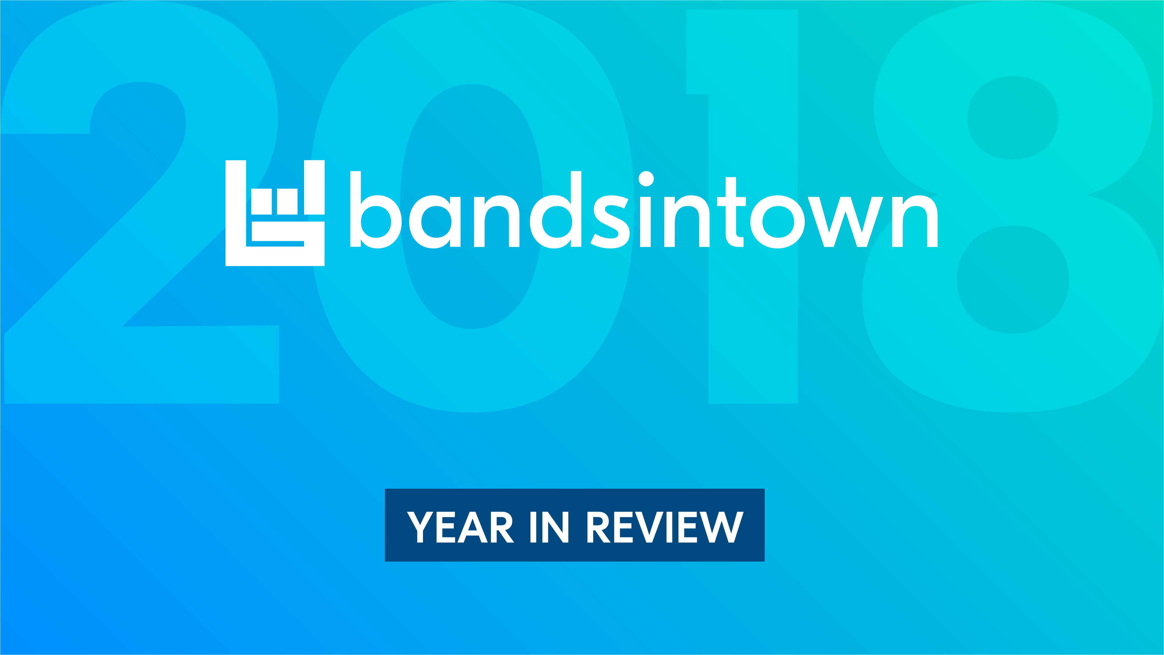 2018 year in live music with bandsintown